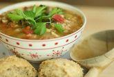 Овощной суп Минестроне по-французски