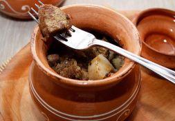 Изображение рецепта Рагу из говядины в горшочках