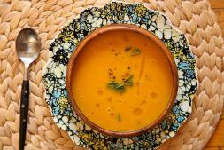 Изображение рецепта Суп из тыквы с мясом