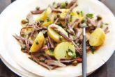 Изображение рецепта Салат из говядины с картофелем и каперсами