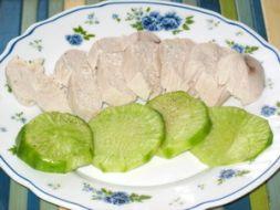 Изображение рецепта Отварное куриное филе