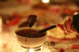 Изображение рецепта Швейцарское шоколадное фондю