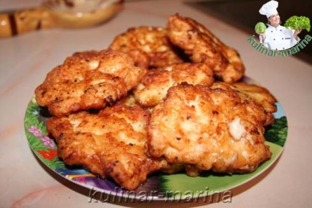 Куриные котлеты рубленые рецепт с пошагово
