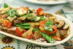 Изображение рецепта Овощи по-китайски
