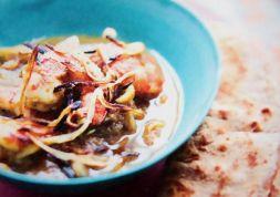 Изображение рецепта Масала с креветками