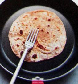 Изображение рецепта Паратха (тонкие индийские лепешки)