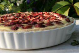 Изображение рецепта Клубничный пирог