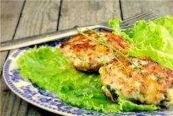 Изображение рецепта Рубленые котлеты из филе курицы