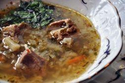 Изображение рецепта Традиционный суп харчо