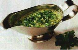 Изображение рецепта Зеленый соус