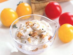 Изображение рецепта Скордюлю (орехово-чесночный соус-крем)