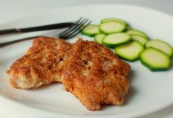 Изображение рецепта Ромштексы из свинины с хрустящей корочкой
