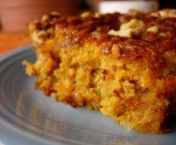 Изображение рецепта Морковный пирог