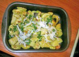 Изображение рецепта Овощной пир