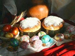 Изображение рецепта Кулич пасхальный