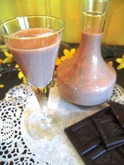 Изображение рецепта Шоколадно-яичный ликер