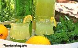 Изображение рецепта Имбирно-мятный лимонад