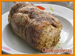 Изображение рецепта Буженина