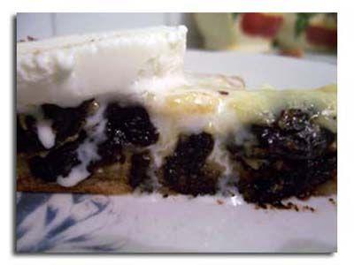 Изображение рецепта ''Пирог с черносливом''