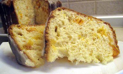 Изображение рецепта ''Апельсиновый почти-панеттоне от trio-mia''