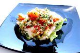 Изображение рецепта Кальмар, печенный с томатом
