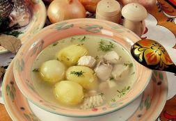 Изображение рецепта Уха из щуки и сома