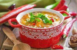 Изображение рецепта Настоящий суп харчо по-грузински