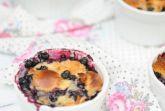 Изображение рецепта Творожная запеканка с ягодами