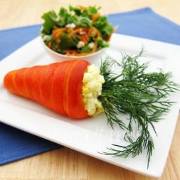 Изображение рецепта Салат «Морковка»