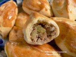 Изображение рецепта Пирожки-рассольнички