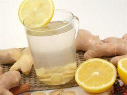 Изображение рецепта Имбирный лимонад