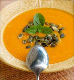 Изображение рецепта Тыквенный суп от Белоники