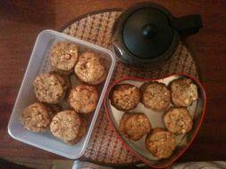 Изображение рецепта Печенье с кленовым сиропом (или сиропом агавы)
