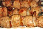 Изображение рецепта «Лампочки» (шашлык из бараньих семенников)