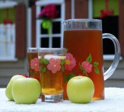 Изображение рецепта Чай «Яблочный».