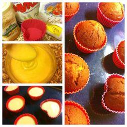 Изображение рецепта Медовые кексы от Анастасии Зурабовой