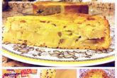 Банановый пирог на манке от Анастасии Зурабовой