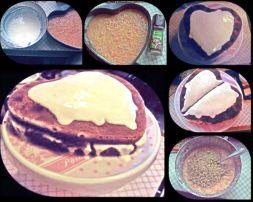 Изображение рецепта Морковный торт с орехами и сметанно-апельсиновым кремом от Юлии Шендерович
