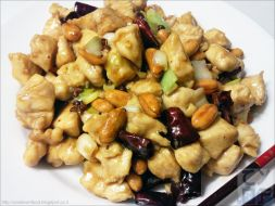 Изображение рецепта Свинина с арахисом