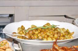 Изображение рецепта Альпийский салат из региона Рона-Альпы от ресторана Клуб Рисовальщиков