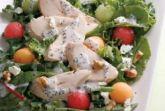 Маково-медовая заправка для салата