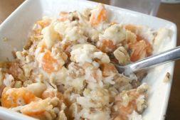 Изображение рецепта Йогуртово-ореховая заправка для салата